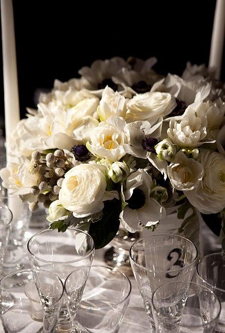 1pLwnuCb3ME - Зимние свадебные букеты 2015-2016