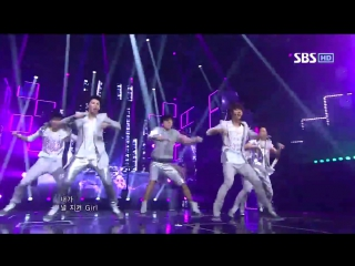 120610 - 빅스 (VIXX) - Super Hero @ Inkigayo