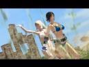 [MMD TEKKEN 鉄拳] kiss me - Lili x Asuka Bikini [R-18]