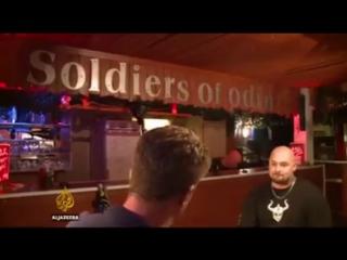 Soldiers of Odin in AlJazeera news