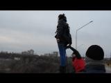Полякова Настя. Арочный мост 6.12.2015г.