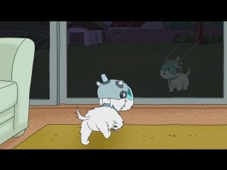 Rick and Morty. 1 сезон 2 серия