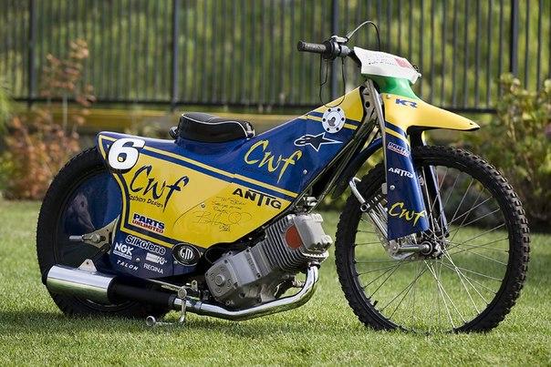 Спидвейный мотоцикл