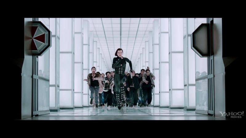 Обитель Зла: Возмездие (Resident Evil: Retribution) (2012) [Тизер] [720]