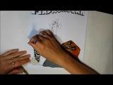 как лепить, рисовать пластилином героев из мульта Мадагаскар