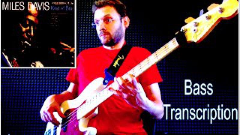 Freddie Freeloader Electric Bass (trascrizione dell'assolo di Miles Davis) Carlo Chirio