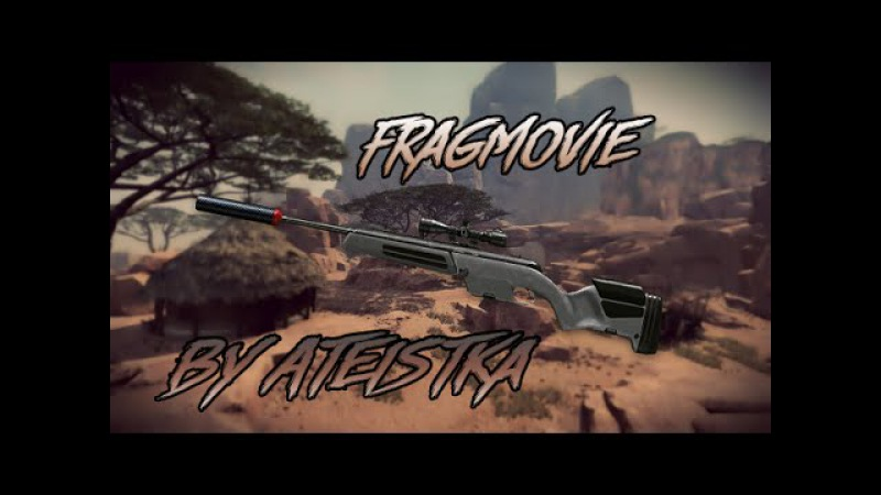 Fragmovie Steyr Scout | by Ateistka | Warface