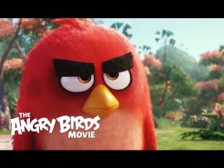 Sony Pictures опубликовала первый трейлер фильма «Angry Birds в кино»
