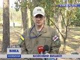 Тактики сучасного бою в Оршанець приїхали навчати іноземці