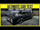 GTA 5 Next Gen - Ultimate Car Test: Dukes - 1969 Dodge Charger