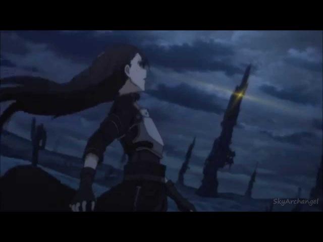 Gun Gale Online AMV - Sinon Kirito Vs Death Gun