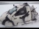 New Russian Military Snowmobile - TTM-1901 Golden Eagle-2 - ТТМ-1901 Беркут-2