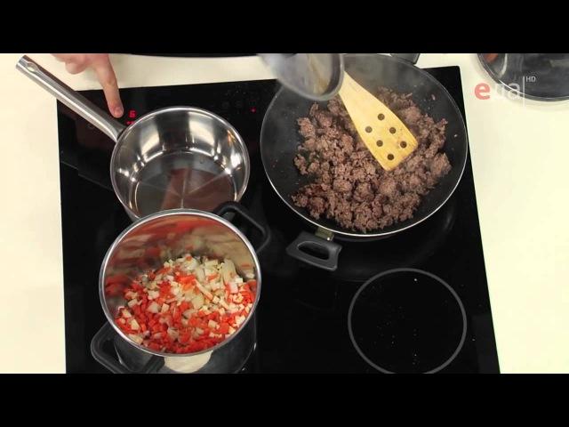 Лазанья болоньезе - Рецепт (ТВ Еда)