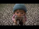 Короткометражный мультфильм  Вжик  (Хорошее качество) HD