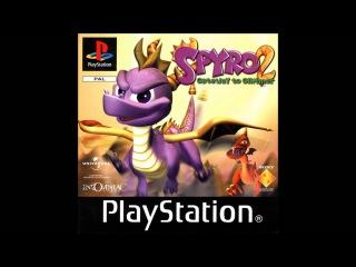 Spyro 2: Gateway to Glimmer/ Ripto's Rage [HQ] Complete Soundtrack + Extra Tracks