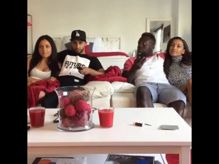 """Arantza Fahnbulleh on Instagram: """"Ladies don't you hate when your man's friend pulls this on you 📲 