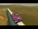 ВАСПЫ попрыгунчики на Бойне Танки онлайн игра Tanki Online Wasp jumping tank games