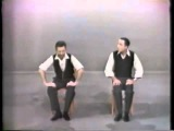 Gene Kelly &amp Donald O'Connor dance medley 1959