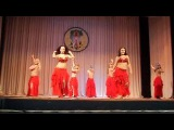 Ламбада Студия восточного танца Жасмин 2 место.AVI