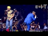 PSquare,Davido, D'banj, Wizkid, Olamide, Phyno@ Colourful world of moreHighlight
