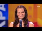 Танцы: Виктория Салагина (Полина Гагарина - Кукушка)(сезон 2, серия 5)