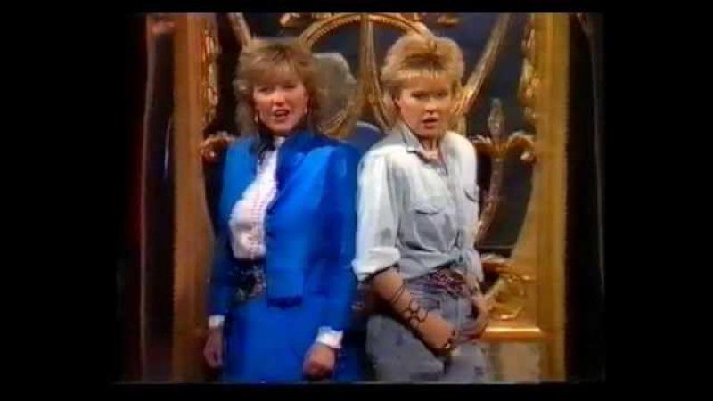 Bobbysocks - Is It Me Tonight (TV show Razzel, 1986)