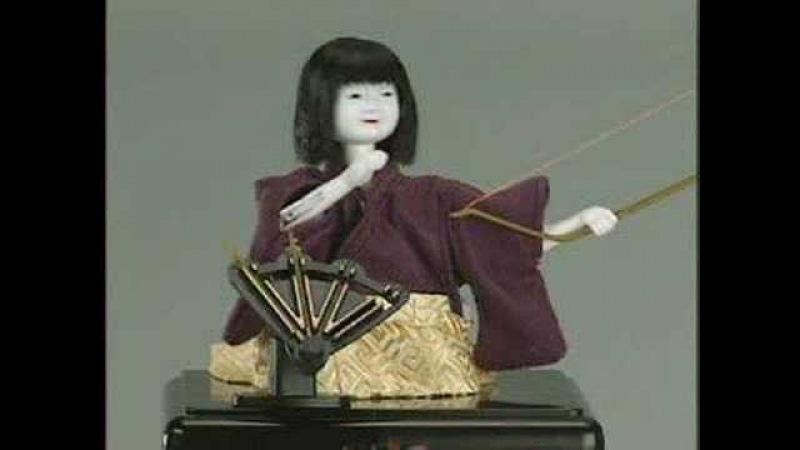 Каракури нингё/ Уumihiki-doji karakuri ningyo