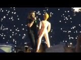 Harry dancing with a blow-up doll (Brussels, Belgium - On The Roat Again Tour HD)