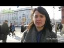 Антимеховые пикеты в Санкт-Петербурге и интервью с жителями города. 2015г.