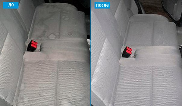 Комплексная химчистка авто от 52 руб. + бесплатная наномойка + много подарков!