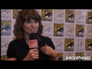 Lucy Lawless Geek׃ Event Coverage l Spartacus׃ Vengeance ¦ San Diego Comic-Con 2011