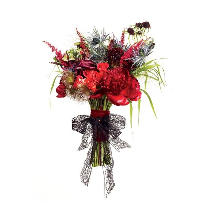 QYFS35uu Q0 - Самые красивые свадебные букеты 2015