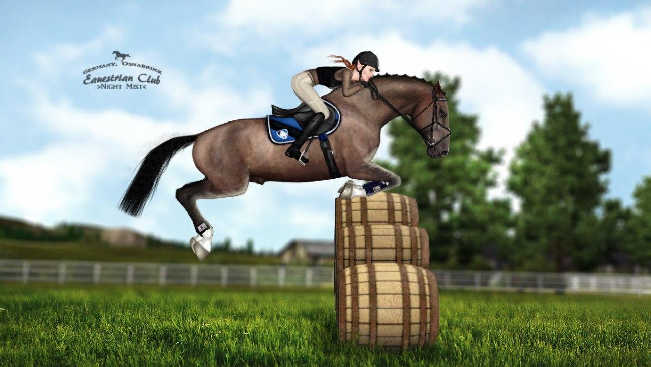 "Equestrian Club ""Night Mist"" [Внезапное появление... стр.5] - Страница 4 ECTA8JS1tyQ"