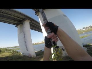 балабан гагаринский мост
