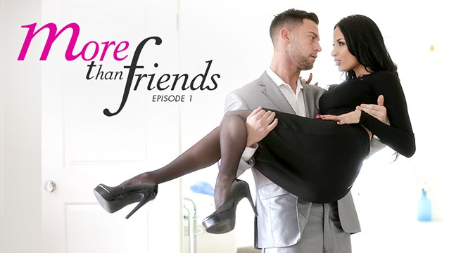 EroticaX – More Than Friends, Episode 1 – Anissa Kate