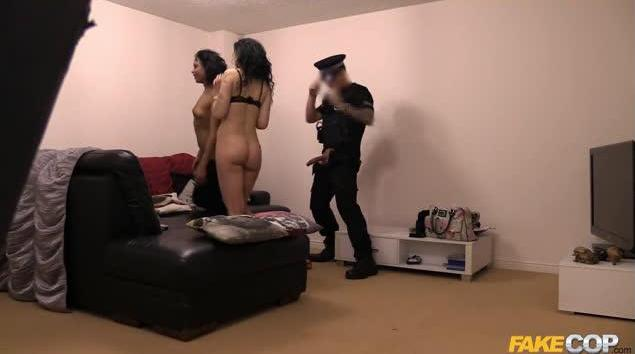 FakeCop – Channel And Sasha HD Online