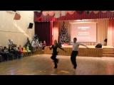 красивый танец джайв !!!