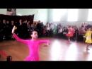 Всеукраїнський конкурс зі спортивно-бального танцю 24.04.2016. Вальс.