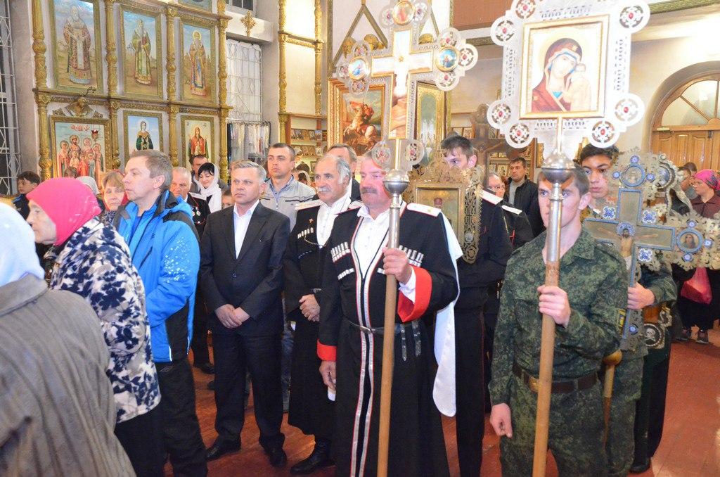 Фото: Южный Карачаево-Черкесский церковный округ