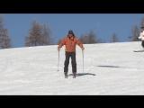 Урок 17 - Повороты на горных лыжах используя стопы