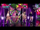Red Velvet - Huff n Puff @ M!Countdown 150910