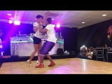 Kizomba Sensual 2014 - Morenasso Anais workshop (Кизомба)