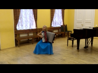 Янченкова Полина 10лет  (Юрий Пешков