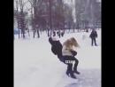 Кавказский Переулок  Зима по Кавказски