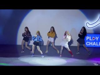 151119 Samsung Play More Challenge Red Velvet- Dumb Dumb [Fancam]