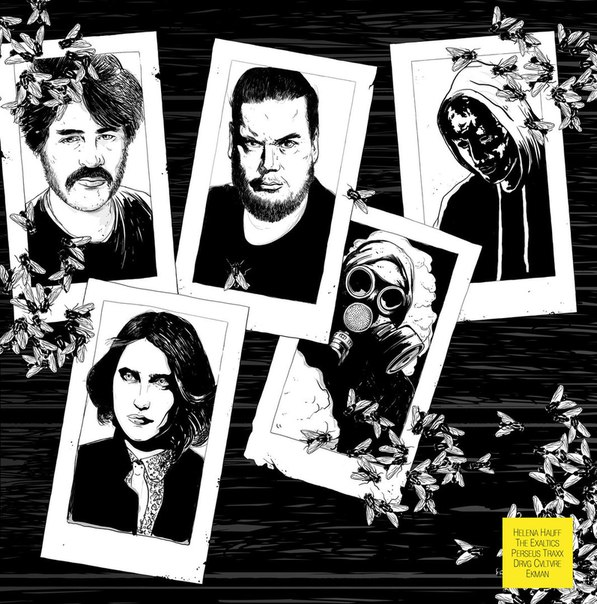 Various Artists — Signs Of Decay (2016)