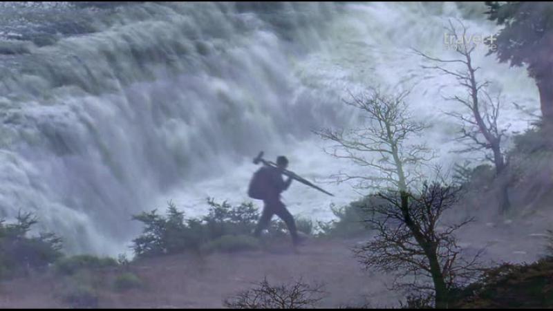 Путешествие на край света с Артом Вольфом: 3 серия. Патагония - Национальный парк Торрес-дель-Пайне