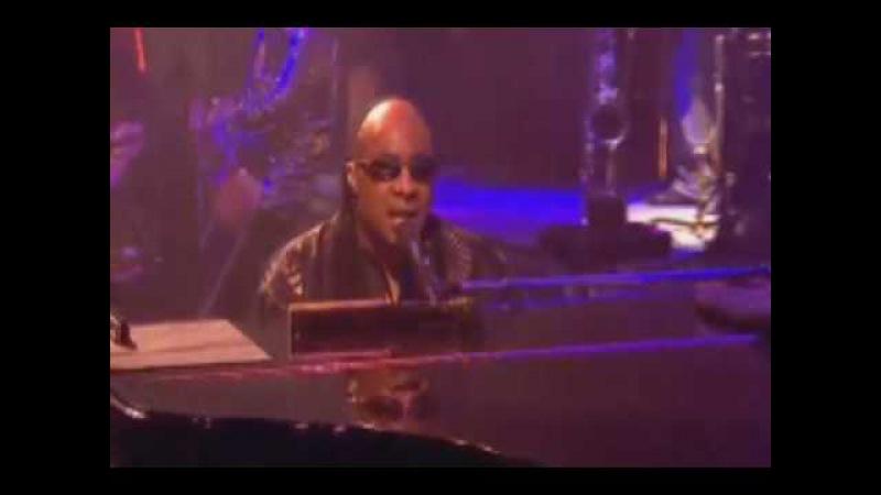 Stevie Wonder @ Glastonbury 2010 - 11. Another Star