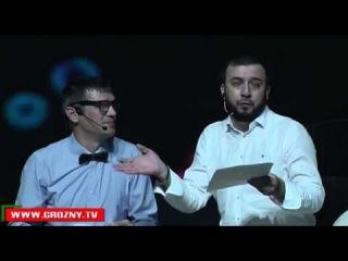 Чеченские Приколы 2015 АСХАБ ЖАБРАИЛОВ