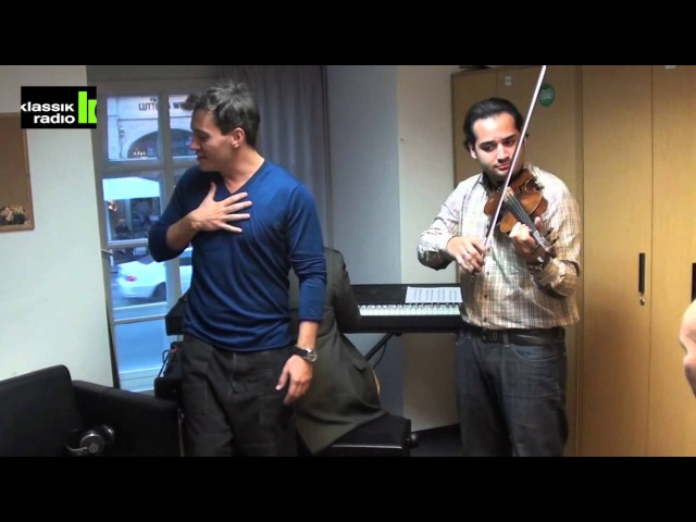 ERWIN SCHROTT MIT KLASSIK RADIO @ ECHO 2012